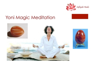 Yoni Magic Meditation Pic
