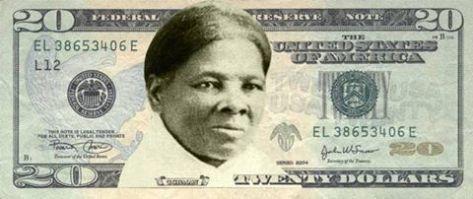Harriet Tubman $20