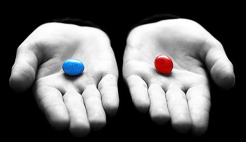 Red Pill Blue Pill