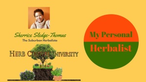 My Personal Herbalist Cover