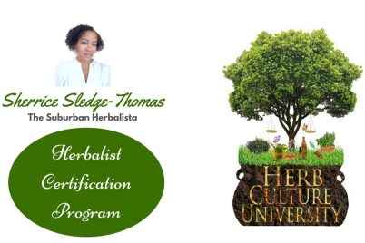 Herbalist Certification Program Cover